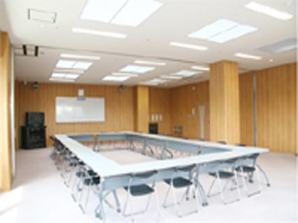 研修室・体力測定室