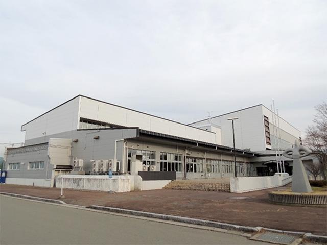 渋民運動公園
